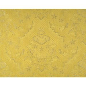 CL 000426402 VILLA LANTE UNITO Yellow Scalamandre Fabric