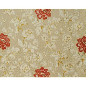 CL 000426916 RE SOLE Rubino Scalamandre Fabric