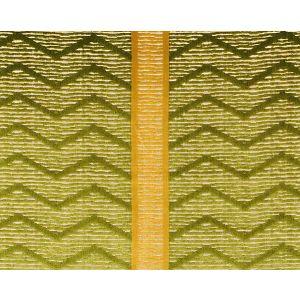 CL 000436372 ZIG ZAG Verde Scalamandre Fabric