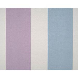 CL 000826704 BATAVIA RIGATO Turquoise, Ivory, Amethyst Scalamandre Fabric
