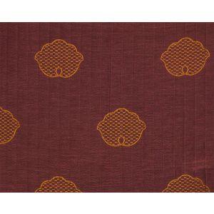 CL 000826765 FAN FALIERO Prugna Scalamandre Fabric