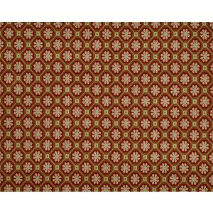 CL 001226579 XI'AN Laque Rouge Scalamandre Fabric