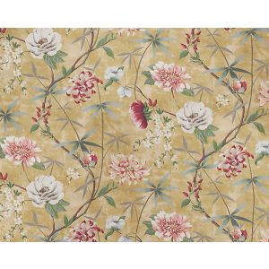 H0 00010583 PRINTEMPS DE CHINE Or Scalamandre Fabric