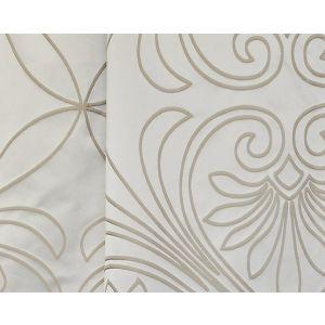 H0 00010719 TREFLE Ivoire Scalamandre Fabric