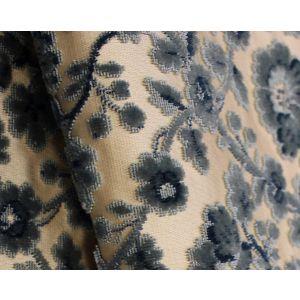H0 00011509 CHOISEUL Bleu Scalamandre Fabric