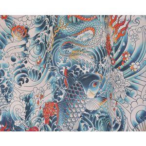 H0 00013438 ROCK Bengale Scalamandre Fabric