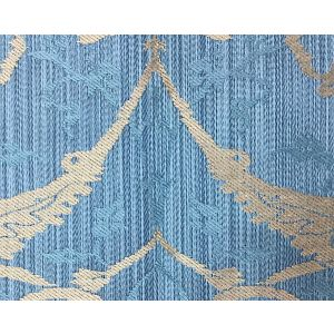 H0 00014070 FLORENTINE Bleu Scalamandre Fabric