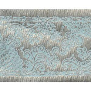 H0 00021689 SOLIMAN BORDURE Opale Scalamandre Fabric