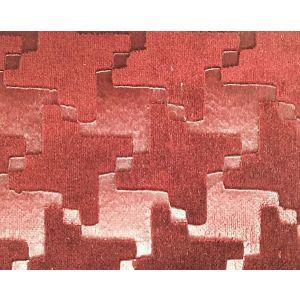 H0 00030704 VIRGILE Rubis Scalamandre Fabric