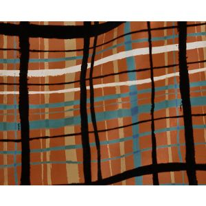 H0 00033457 FUSAIN Terre Scalamandre Fabric