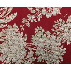 H0 00041539 LES AMOURS SEAT & BACK Rouge Scalamandre Fabric