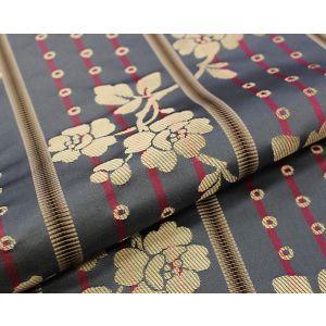 H0 00041658 DAMPIERRE Bleu Scalamandre Fabric