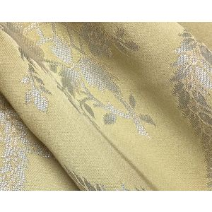 H0 00064036 FRAGONARD Gray On Yellow Scalamandre Fabric