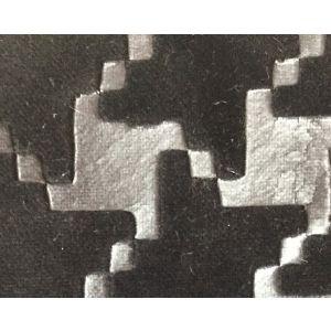 H0 00270704 VIRGILE Noir Scalamandre Fabric