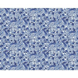 N4 0001INSP INSPIRATION Blue Scalamandre Fabric