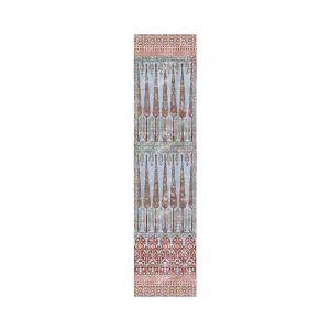 N4 1015TO1C TOPKAPI GARDEN COTTON Garden Turquoise Scalamandre Fabric