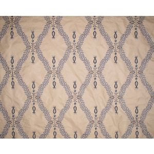 ND 00011620 WHITE HALL Lapis Old World Weavers Fabric