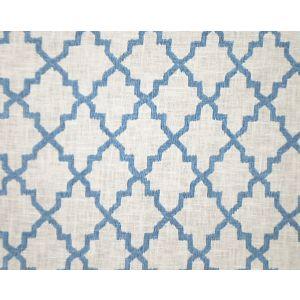 PQ 0001A744 LATORA FH Blue Old World Weavers Fabric