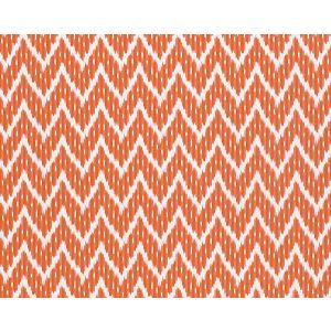PS 00025127 WHITE WATER Tangerine Old World Weavers Fabric