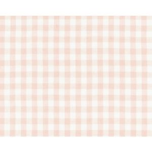 27166-001 SWEDISH LINEN CHECK Blush Scalamandre Fabric