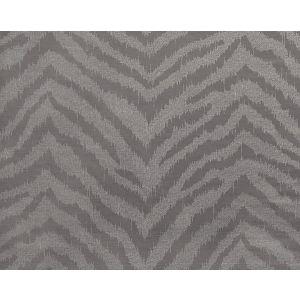 16577-002 BENGALI Pewter Scalamandre Fabric