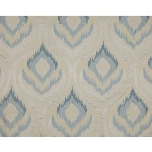 26910-003 MONTPELLIER IKAT Blue Scalamandre Fabric