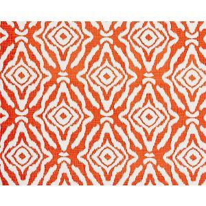 16554-005 ZANZIBAR Mandarin Scalamandre Fabric