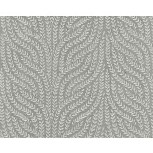 27125-005 WILLOW VINE EMBROIDERY French Grey Scalamandre Fabric
