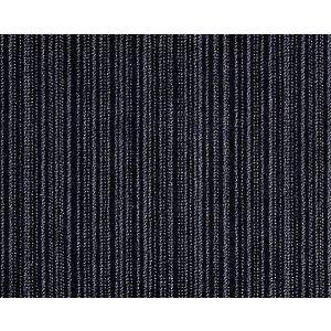 K65111-005 STRIE VELVET SC Noir Scalamandre Fabric