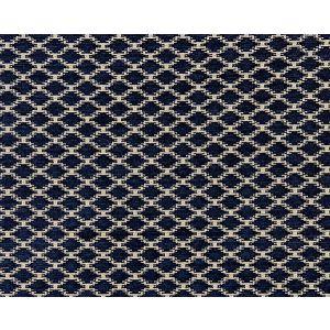 27101-006 TRISTAN WEAVE Indigo Scalamandre Fabric