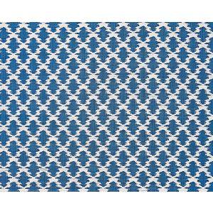 27035-007 SAMARINDA IKAT Indigo Scalamandre Fabric