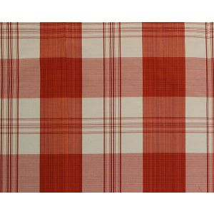 26981-009 ASTOR PLAID Red Scalamandre Fabric