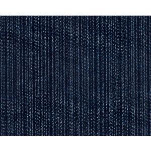 K65111-010 STRIE VELVET SC Prussian Blue Scalamandre Fabric