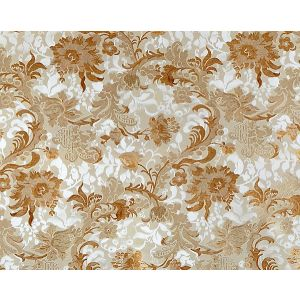 2770MM-011 LOUIS XV Golds On White Scalamandre Fabric