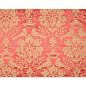1098MM-014 LOVE BIRD Melon Bronze Scalamandre Fabric