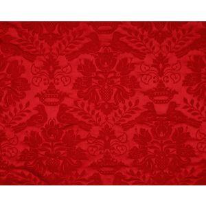 1098MM-015 LOVE BIRD Ruby Scalamandre Fabric