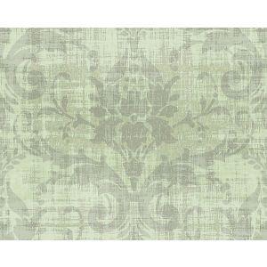 WNM 0002BALL BALLROOM WP Celadon Scalamandre Wallpaper