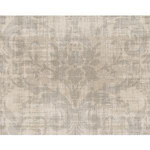 WNM 0003BALL BALLROOM WP French Gray Scalamandre Wallpaper