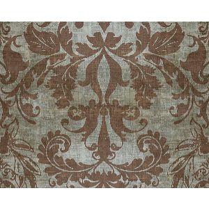 WNM 0011PALA PALACE DAMASK Silver Scalamandre Wallpaper