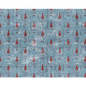 WNM 1007BYZA BYZANTINE JEWEL Blue Scalamandre Wallpaper