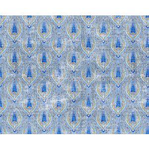 WNM 1009BYZA BYZANTINE JEWEL Classic Scalamandre Wallpaper