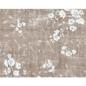 WNM 1033BLOS BLOSSOM FANTASIA Mocha Scalamandre Wallpaper