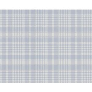 WSB 00160517 RUT Light Blue Sandberg Wallpaper