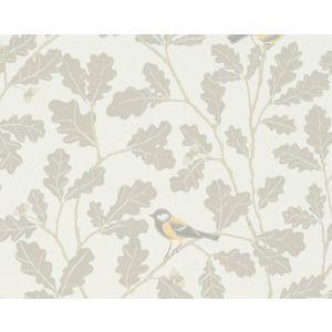 WSB 00210471 WALDEMAR Grey Beige Sandberg Wallpaper