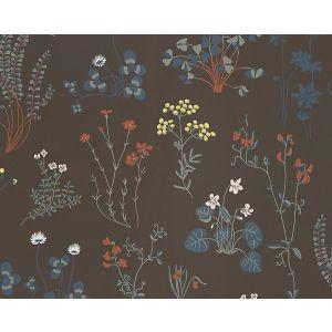 WSB 00890708 SIMONS ANG Beige Brown Sandberg Wallpaper