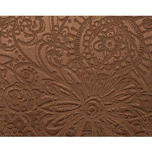 WTT 651403 PRINCESS LACE SILKY Chestnut Scalamandre Wallpaper