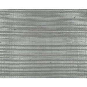 WTW 0466SUSI SULTRY SISAL Silver Scalamandre Wallpaper