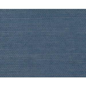 WTW 0472SIMP SIMPLY SISAL Blue Scalamandre Wallpaper