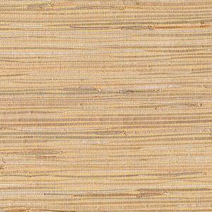 53-65617 Makoto Grasscloth Peach Brewster Wallpaper