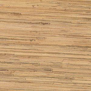 53-65650 Natsuki Grasscloth Taupe Brewster Wallpaper